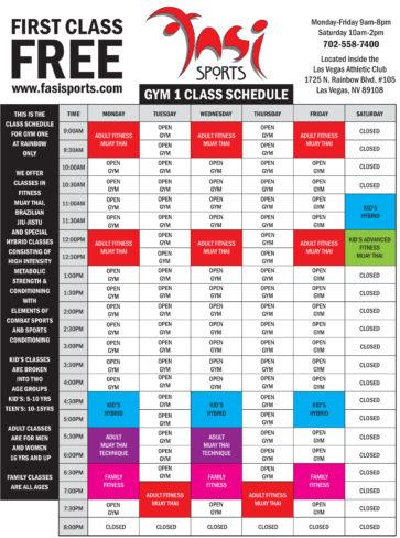 schedules-1
